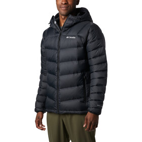 Columbia Centennial Creek Down Hooded Jacket Men black